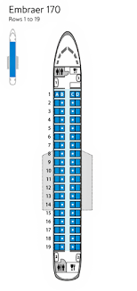 Egyptair Seating Chart 54 Uncommon Seating Chart For Embraer 170