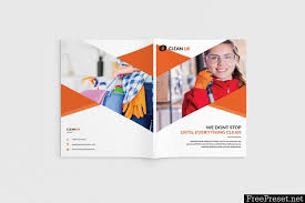Cleaning Brochure Cleancore A4 Cleaning Service Brochure Template Indd
