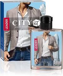City Parfum <b>CITY 3D</b> Leader <b>Туалетная вода</b> 90 мл