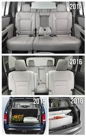 2016 honda pilot captains chairs. Delighful Chairs Honda Pilot The 2016 Will Arrive In Showrooms This With Captains Chairs E