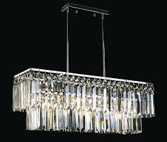 rectangular crystal chandelier rectangular crystal chandelier modern raindrop crystal rectangular chandelier lighting