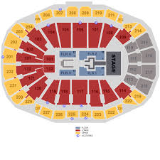 Big Brother Seating Chart Sprint Center Kansas City Tickets Schedule Seating