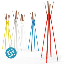 Blu Dot Splash Coat Rack 100d models Other decorative objects Blu Dot Splash Coat Rack 31