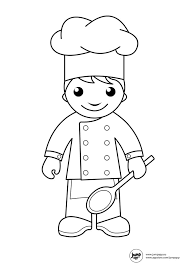 Small Picture Cook 14 Jobs Printable coloring pages
