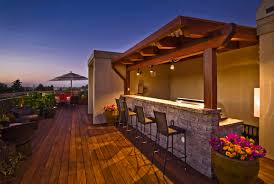 images creative home lighting patiofurn home. Patio Furniture Plus Wood Decks And Outdoor Umbrella Beautified With Lighting Orange Flower. Creative Rooftop Design For Your Home Images Patiofurn