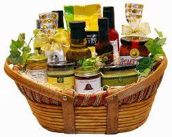 napa valley gourmet gift baskets