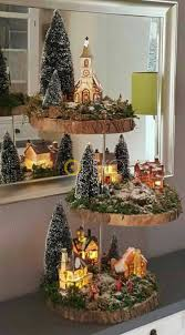 Weihnachtsdorf Weihnachtsbaum 2019 15 Design Ideen