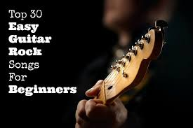 The ultimate list of easy guitar songs for the beginner. Top 30 Easy Guitar Rock Songs For Beginners Guitarhabits