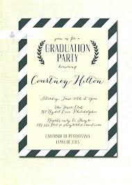 Inspirational Graduation Announcement Name Cards Templates