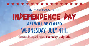 4th Of July Closed Signs Menkyo Design