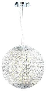 crystal ball pendant light floating crystal ball pendant chandelier