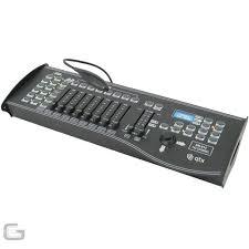 qtx dm x12 192 channel dmx lighting controller with joystick