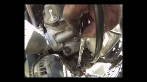 chrysler town country alternator remove and replace 2005 chrysler town country alternator remove and replace