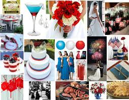 Fantastic 4th of July Wedding Trends