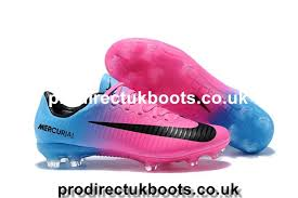 lightest nike mercurial vapor xi fg mens football boots pink blue black