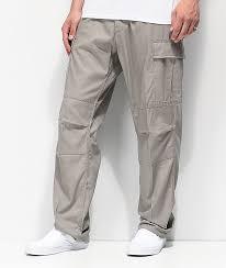 Rothco Bdu Solid Light Grey Cargo Pants