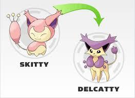 Skitty Evolution Chart Skitty Evolution Google Search Pokemon Skitty Pokemon