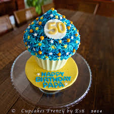 Terrific Cake Happy Birthday To Tutorial Then A Giant Cupcake Cake