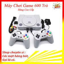 Máy Chơi Game 4 Nút HDMI 628 trò nes+20 trò ps - Máy điện tử tại Hà Nội