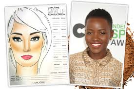 what it looks like this face resembles an upsidedown egg says darais lancxf4me national celebrity makeup