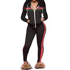 Top-Vigor <b>Women's 2 PCS Plus</b> Size Tracksuit Sets Sweatsuits ...