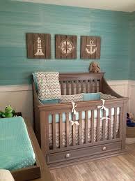 Gallery Roundup: Nautical Nurseries | Nursery, Wooden walls and ...