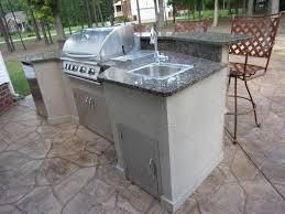 Outdoor Kitchen Sink Drain