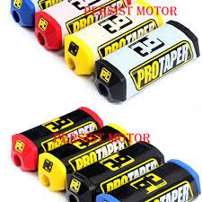 <b>free shipping Pro Taper</b> 2.0 Square Handlebar Pad & Cover Black ...