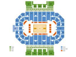 Specific Allen War Memorial Coliseum Seating Moda Center