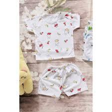 Hàng đẹp - 10 bộ quần áo giành cho trẻ sơ sinh/quần áo cọc tay cho bé trai/ bé gái tại Thanh Hóa