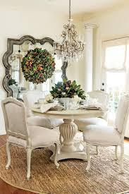 White Magnolia Dining Room