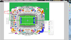 Lucas Oil Stadium Seating Chart Pdf Msu Side Lucas Oil Stadium Pics Included