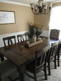 handcrafted solid wood furniture built to last dining room