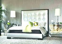 Bedroom Sets With Mirror Headboard Mirrored Set 9 Piece – 10goods.club