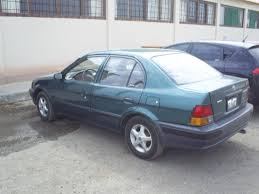 Toyota Tercel - Information and photos - MOMENTcar