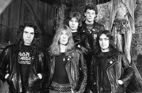 <b>Iron Maiden's</b> Legendary Debut To Be Reissued On Picture Vinyl ...