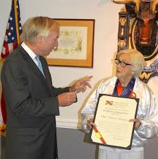 Franchot Honors Sr Olympian Dashiell Spotlight