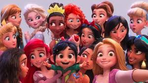Try to color disney movie to unexpected colors! Ralph Breaks The Internet Coloring Pages Free Printables