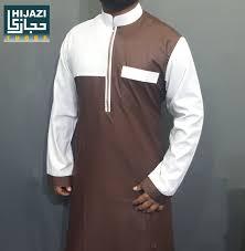 Jubba Designs Indian 2018 Hijazi Thobe Islamic Designer Clothing Ready Made Designer