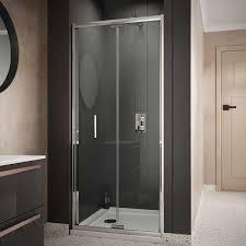 sommer 6 bi fold door shower enclosure