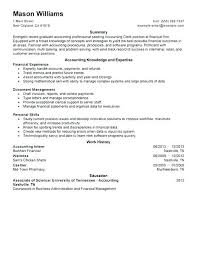 Best Freshers Resume Format Resume Format For Accountant Best ...