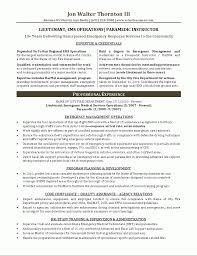 Tips To Write Paramedic Job Resume Xpertresumes Com