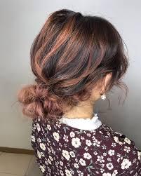 50代の簡単ヘアアレンジ15選まとめ髪のコツで脱おばさんひっつめ髪