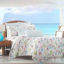 colorful bedding sets quilt sets under the sea bright exotic ocean life soft subtle script c
