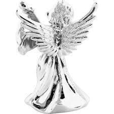 <b>Фигурка декоративная</b> «<b>Ангел</b> с бандурой», 5.5 см, цвет ...
