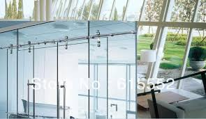interior glass barn doors. Simple Glass Interior Glass Sliding Barn Door Hardware For Office Doorin  Rollers From Home Improvement On Aliexpresscom  Alibaba Group Throughout Doors N