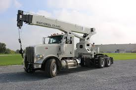 2019 Peterbilt Color Chart National Crane Responds To Customer Demand With Tractor