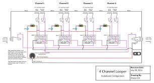 looper guitar pedal wiring diagram just another wiring diagram blog • looper pedal schematic wiring diagram for you rh 13 3 carrera rennwelt de tremolo guitar pedal