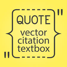 Blank Boxes To Decorate Citation Text Box Frame For Decoration Quote And Other 31
