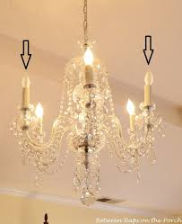 dining room eye catching fabulous candle sleeves for chandeliers eimat co in covers of from